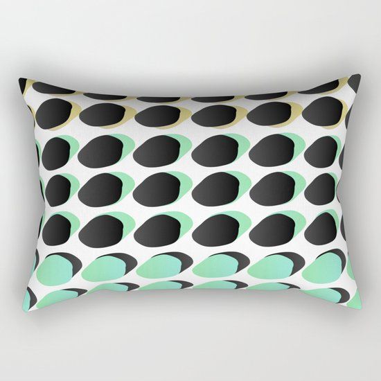 Polka_Dots Rectangular Pillow