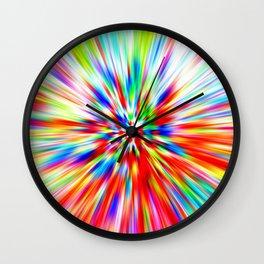 Splash 014 Wall Clock