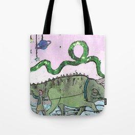 The Buò planet Tote Bag