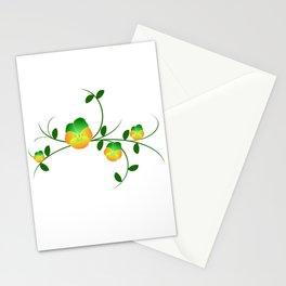 violets, violet, flowers, garden, flower, nature Stationery Cards