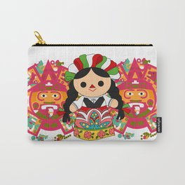 Maria 1 (Mexican Doll) Carry-All Pouch