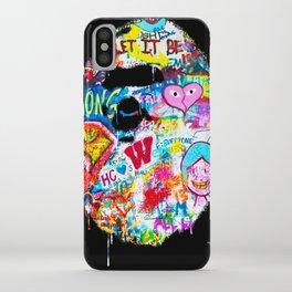 Graffiti Hypebeast Bape Illustration iPhone Case