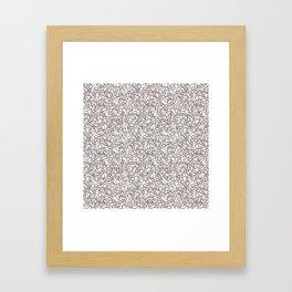 Labirinth Framed Art Print