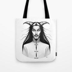 Devil Man Tote Bag
