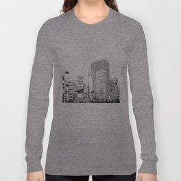 Tokyo - Shibuya Long Sleeve T-shirt