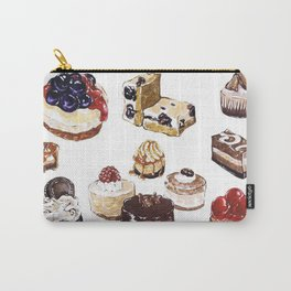 Cheesecake Carry-All Pouch