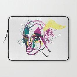 Flying head Laptop Sleeve