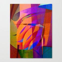 Arches Canvas Print