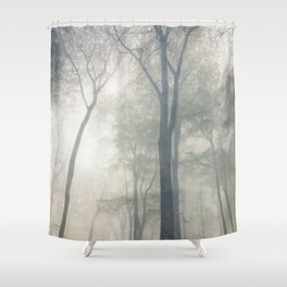 Cathedral of Trees Shower Curtain