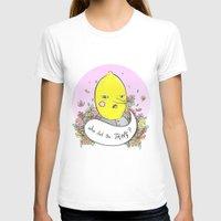 lemongrab T-shirts featuring Earl of Lemongrab Tribute by Sonia Lazo