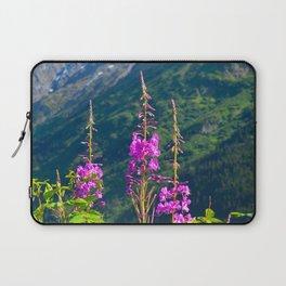 Fireweed ~ Mid-Summer Laptop Sleeve