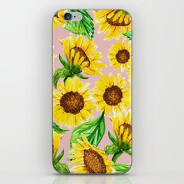 Sunny #society6 #decor #buyart iPhone Skin