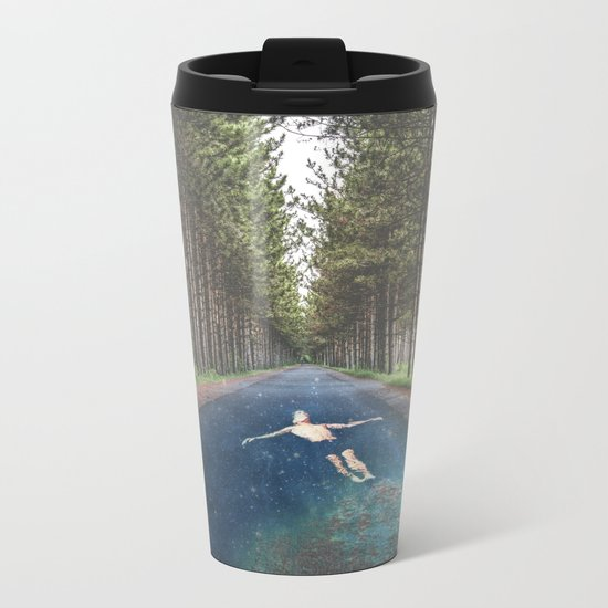 FORREST RIVER Metal Travel Mug
