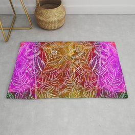 Into the artifice of eternity Rug