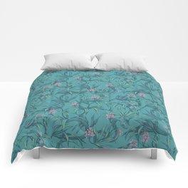 Mamba! in pastel tones Comforters