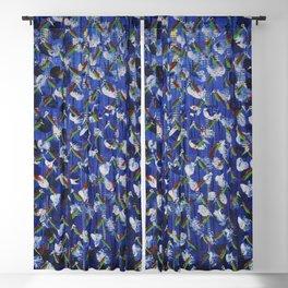 Love Birds II Blackout Curtain