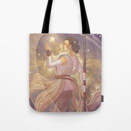 Lady of Light III Tote Bag