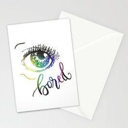 Eye Roll Stationery Cards