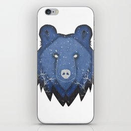 Into The Fierce Winter iPhone Skin