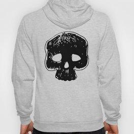 Human skull Hoody