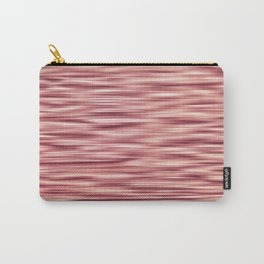 Abstract colored stripes Carry-All Pouch