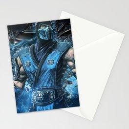 Kombat Stationery Cards