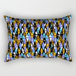 Harlequin pattern Rectangular Pillow