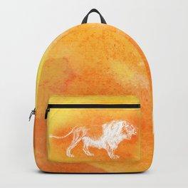 Color Spot Safari Lion Backpack