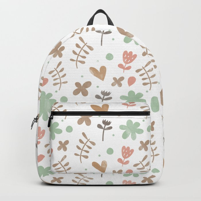 Colorful Lovely Pattern II Backpack