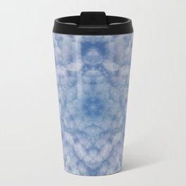 Pattern of clouds 04 Travel Mug