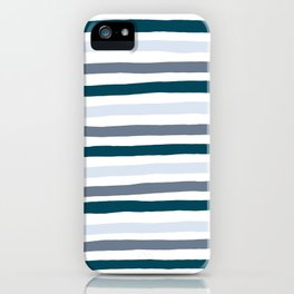 Thick Lines iPhone Case
