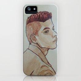 Rami Malek iPhone Case