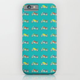 Motorcycle Madness iPhone Case