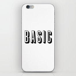 Basic iPhone Skin