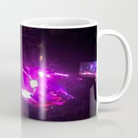 concert Mugs featuring In concert by Stu Naranch