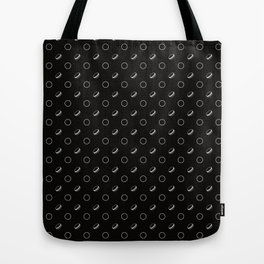 Macaroons (inverse) Tote Bag