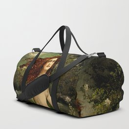 The Great Lie, Loss and Liberation Duffle Bag