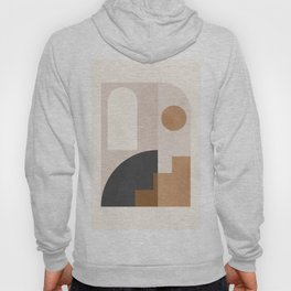 Geometric Abstract 83 Hoody