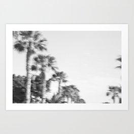 Summer Haze II Art Print