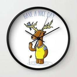 Nice Horacio Wall Clock