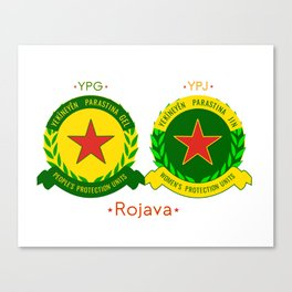 YPG/J Canvas Print