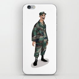 I'm going to Army iPhone Skin