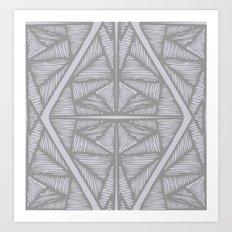 Tendons-Sinder Art Print