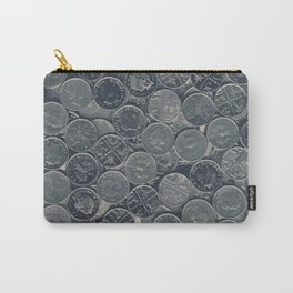 Coins Carry-All Pouch