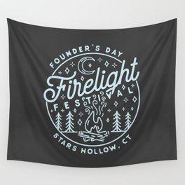 Firelight Festival Wall Tapestry