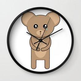 B-ear Wall Clock