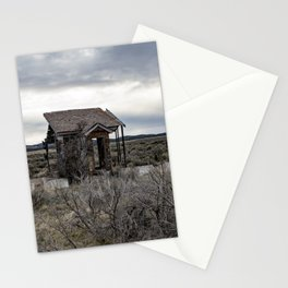 The House Half Built Stationery Cards
