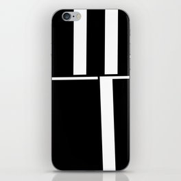 Anxiety Rectangles 1 #minimalism #abstract #geometry #society6 iPhone Skin