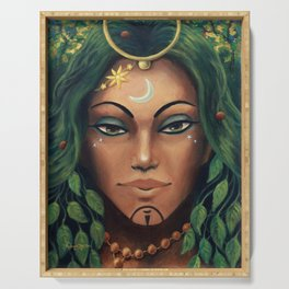 The Taurean Dryad Serving Tray