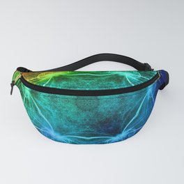 Evolution in abstract Fanny Pack